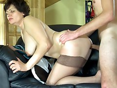 Elsa&Charles furious mature video